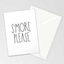 S'more Please Stationery Cards