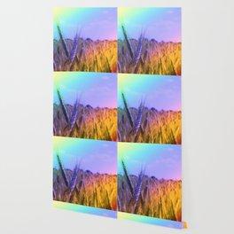 grain rainbow Wallpaper