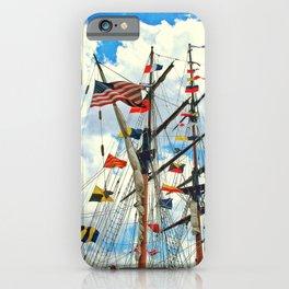 Navy Week iPhone Case