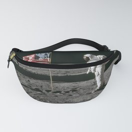 Man on the Moon Apollo 11 Fanny Pack