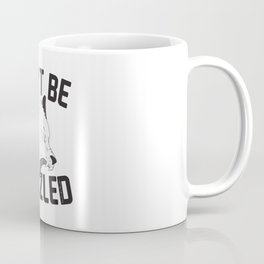 Don't Be Muzzled #Resist Coffee Mug