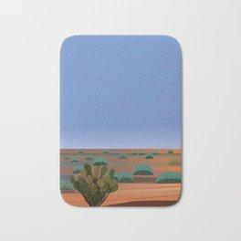Twilight in the Desert Bath Mat