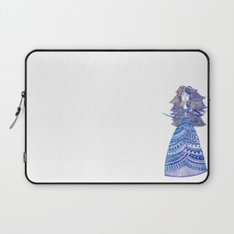 Queen of the West Kingdom Laptop Sleeve