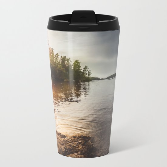 Peekaboo Metal Travel Mug