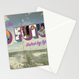 Greetings from the Odd Future Stationery Cards