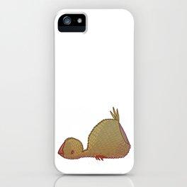 Stumbled Lump iPhone Case