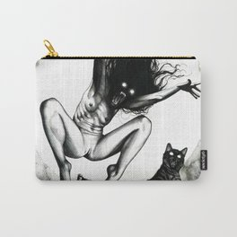 Don´t touch my pussy Carry-All Pouch