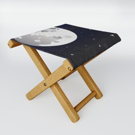 GIVE ME SOME SPACE Folding Stool