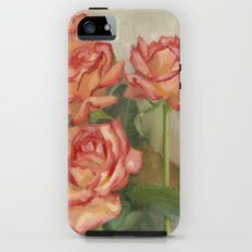 Pink Roses Tough Case iPhone (5, 5s)