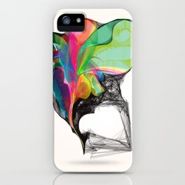 Winged Rainbow iPhone Case