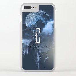 Convictions I Will Become Clear iPhone Case