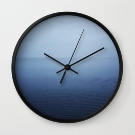 Ocean Therapy Wall Clock