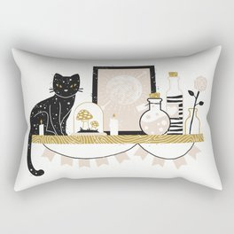 Magical Little Shelf Rectangular Pillow