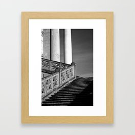 City Lines Framed Art Print