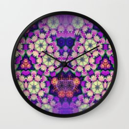 DUE COURSE Wall Clock