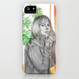 Summer time for Brits iPhone Case