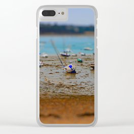 Miniatures Clear iPhone Case