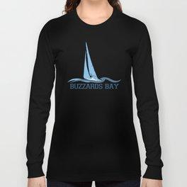 Buzzard Bay. Cape Cod Long Sleeve T-shirt