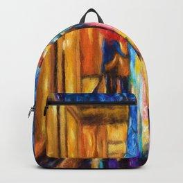 Love In The Rain Backpack
