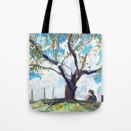 Gibsons Beach Reserve Tote Bag