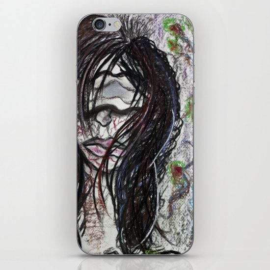 You Will Hinder My Growth No More Love iPhone & iPod Skin