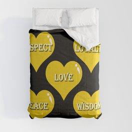 heart, Samer Brasil (3) Comforters