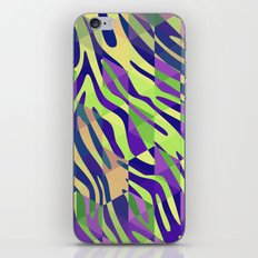 Zebragon 2 iPhone & iPod Skin