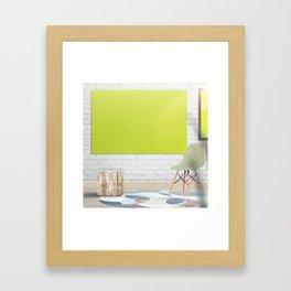Scene 3 Framed Art Print
