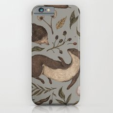 Weasel and Hedgehog iPhone 6s Slim Case