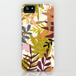 Earthy Forest || iPhone Case