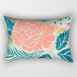 Framed Nature Rectangular Pillow