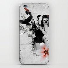 Lolly Crow iPhone & iPod Skin