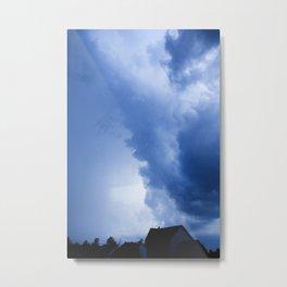 Stormyclouds Metal Print