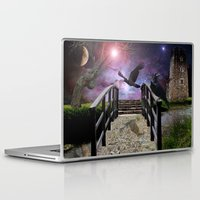 guardians Laptop & iPad Skins featuring The Guardians by Susie Hawkins