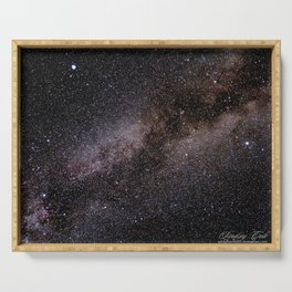 The Milky Way Serving Tray