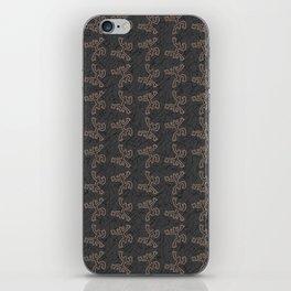 Coqui Taino Pattern iPhone Skin