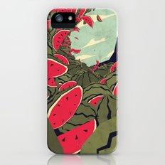 Watermelon surf dream iPhone (5, 5s) Slim Case