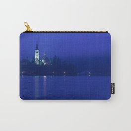 Lake Bled Slovenia Carry-All Pouch