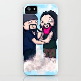 Vinnie and Darrell iPhone Case