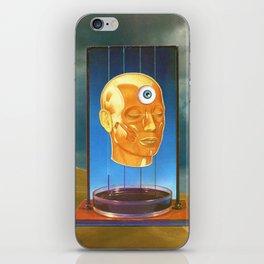 To Sleep In The Origin iPhone Skin