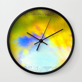 The Maze Wall Clock