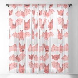 Costa Rica Wedding Monstera Sheer Curtain