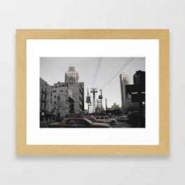 NYC 4 Framed Art Print