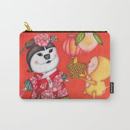 Chinese Princess Carry-All Pouch