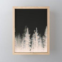 Night Vision Framed Mini Art Print