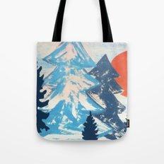 Pine & Sun Tote Bag