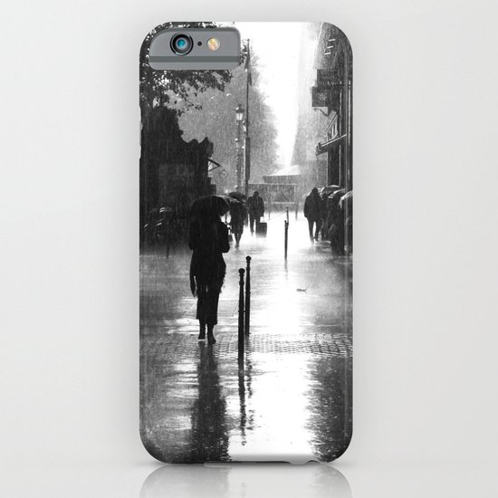 Many thanks to the rain iPhone & iPod Case