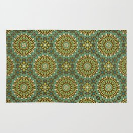 Alhambra Double Star Pattern Rug