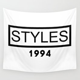 STYLES 1994 Wall Tapestry