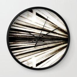 DEEP Wall Clock